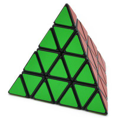 Vierde orde piramide puzzel Toy Magic Cube