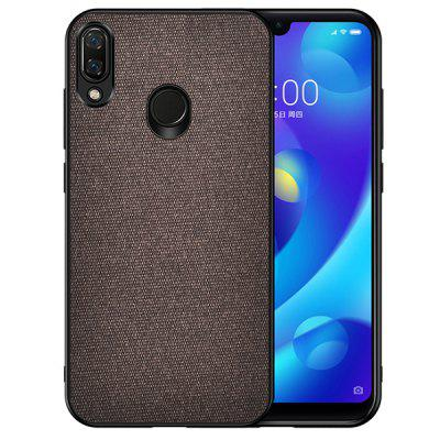 Fabric Telefon Case pro Xiaomi Mi Play
