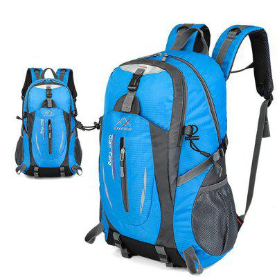 Outdoor Mountaineering Bag Large Capacity Schoolbag Traveling Shoulder Male Sports Female Edition Travel Bag