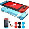 Anti-scratch Protective Hard Cover Case - CORAL BLUE