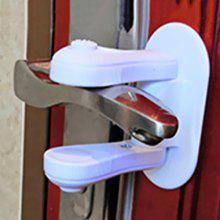 TUSUNNY SH1.259B Door Handle Safety Lock 2pcs