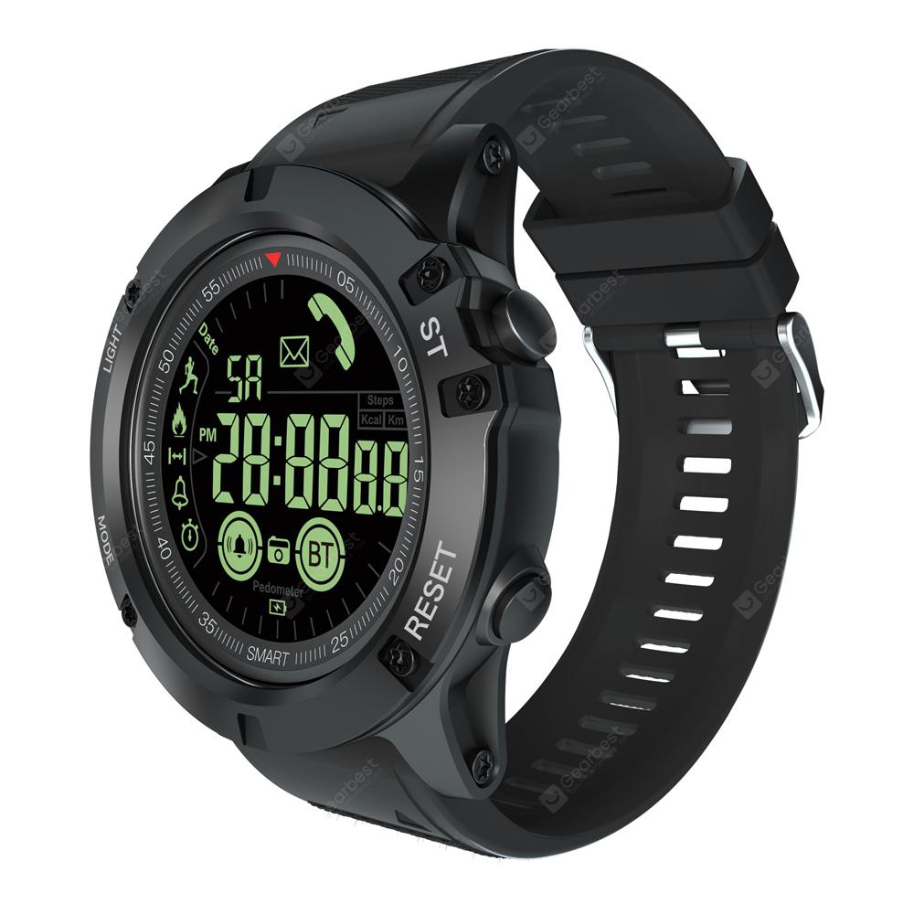 Alfawise EX17S Sports Smart Watch Android iOS Compatibility BLACK