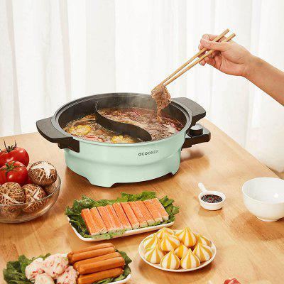 CR - HG03 Multi-function 2 Grid Electric Hot Pot from Xiaomi youpin