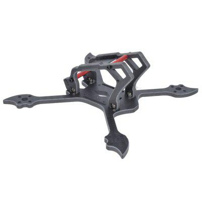 Racing Frame Carbon Fiber 130mm Rack