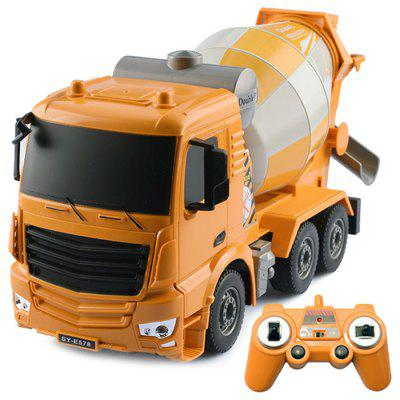 DOUBLEE E578 - 003 Remote Control Dump Truck Engineering Vehicle