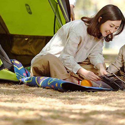 c52e31b14bf ... Zaofeng Outdoor 3 - 4 People Double-layer Quick-opening Tent from Xiaomi  youpin ...