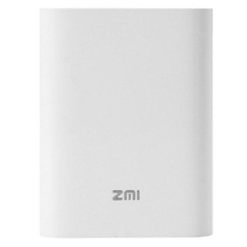 ZMI MF855 Portable Wireless Router with 7800mAh Mobile Power Bank Support 4G Network ( Xiaomi Ecosystem Product ) – WHITE 423531101