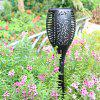 HC - 3C96 Garden Waterproof Insert Solar Light - BLACK