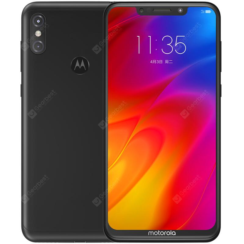 Motorola P30 Note Black Cell phones Sale, Price & Reviews | Gearbest