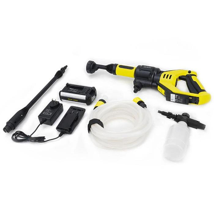 Jimmy JW31 Handheld Powerful Rechargeable Flush Gun Cleaning Tool