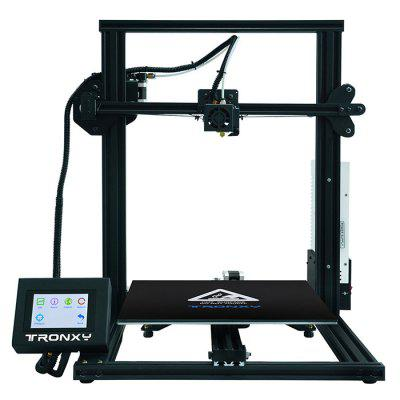 Gearbest TRONXY XY - 3 3D Printer Fast Installation 310 x 310 x 330mm Print Size Multi Function Touch Screen
