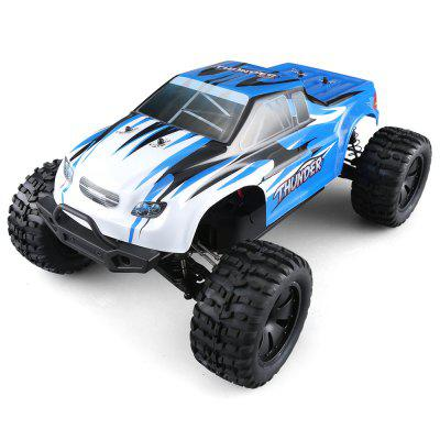 JJRC Q48 Big Foot Off-road Climbing Car 1/10 2.4GHz Brushless Truck