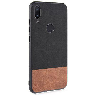LuanKe Color Blocking Phone Case do Xiaomi Redmi Note 7