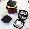 Portable Protection Bluetooth Headset Storage Bag - RED