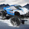 JJRC Q48 Big Foot Off-road Climbing Car 1/10 2.4GHz Brushless Truck - DODGER BLUE