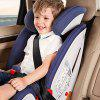 Baby Child Safety Seat Car with Isofix for 9 Months to 12 Years Old - LAPIS BLUE