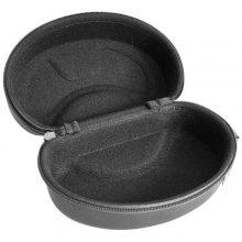 def05676b066 Glasses Case EVA Zipper Box Black Large Box Ski Mirror Box Compression  Universal Goggles Box