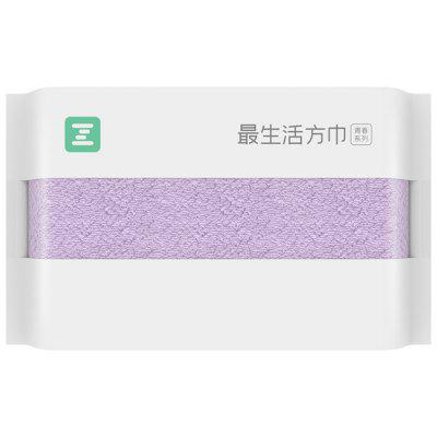 Z Cotton Absorbent Face Wash Square Towel
