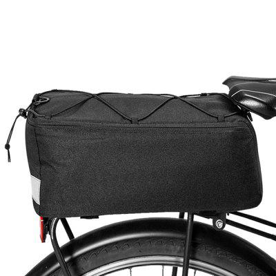 142001 Mountain Bike Bag Insulation Bicycle Multi-function Shelf Bag Rear Seat Bag Shoulder Bag