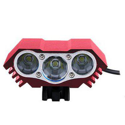 Bicycle Light Glare Mountain Bike Headlight Accessories Waterproof