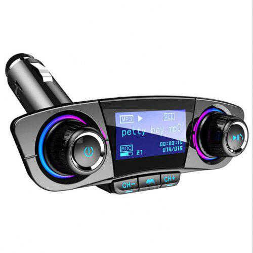 Bluetooth Wireless Car AUX Stereo Audio Receiver MP3 FM Adapter USB Charger