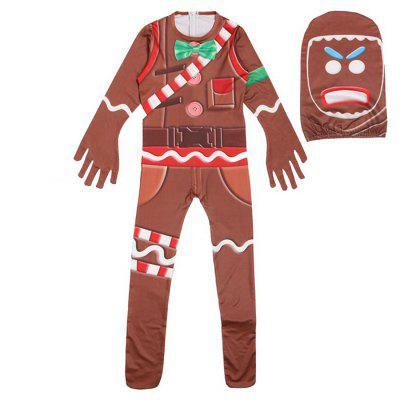 Children Performance Costumes Conjoined Cosplay Clothes Party Style Clothing