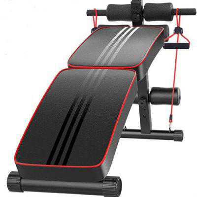 Gearbest Folding Portable Multi-function Abdominal Supine Board Fitness Machine