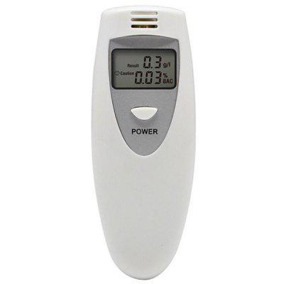 6387 ABS Alcohol Tester with English Manual