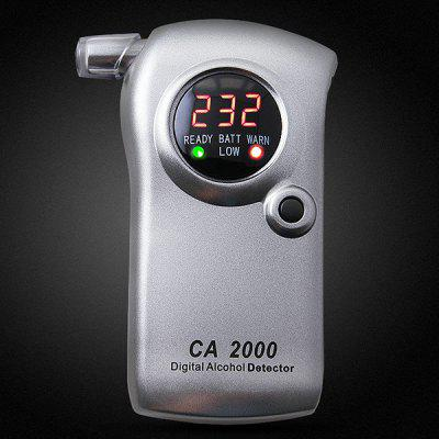 CA2000 Practical Accurate Blowing Alcohol Tester