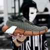 Comfortable Fashion Casual Breathable Sneakers for Men - ARMY GREEN