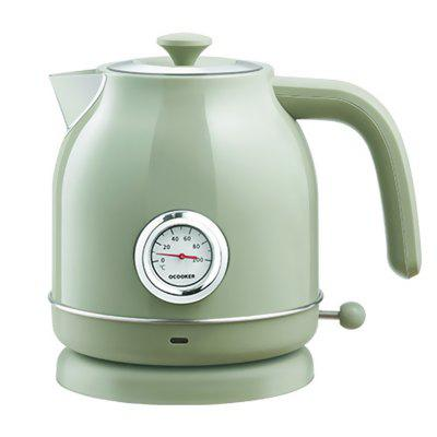 Retro Electric Kettle for Home Use
