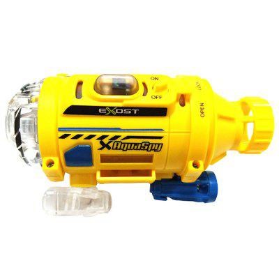 EXOST Remote Control Submarine 0.3MP Camera with Light Children Gift