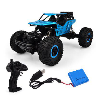 1 : 16 2.4GHz Alloy Remote Control Climbing Car Toy