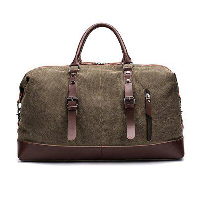Travel  Fashion Outdoor Luggage Bag Canvas Shoulder Messenger Large Capacity Tote