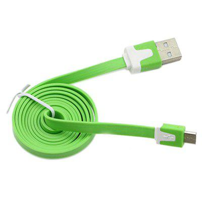 Maikou 1M Micro USB Data Cable for Samsung Galaxy / HTC / Xiaomi / Micro 5 Pin Phones