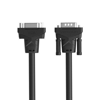 Vention DAAB VGA Extension Cable Male to Female Computer Video Line