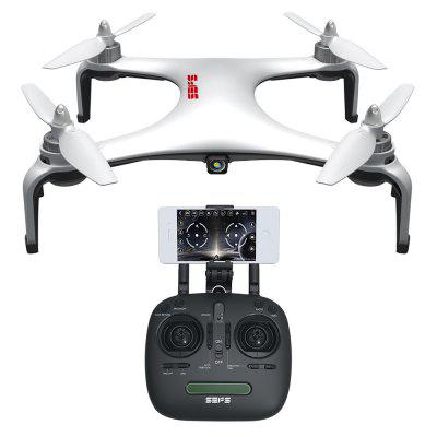 JIAQI S500 GPS Brushless Quadcopter 5G Wi-Fi 1080P Real-time HD Image Transmission