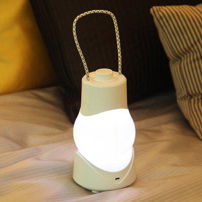 USB Charging Music Box Portable Night Light