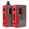 Hotcig R - AIO 80W TC Kit with Mini Atomizer - RED