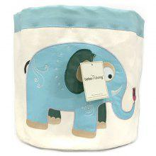 Baby Toy Practical Laundry Bag Storage Basket