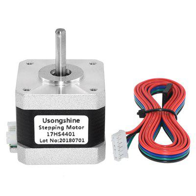 Two Trees 17HS4401 38MM Stepper Motor 4-lead NEMA17 42BYGH 1. 5A for 3D Printer / CNC