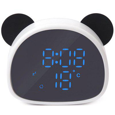 Multi-function Recording Voice Control USB Alarm Clock