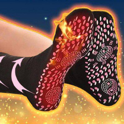 Self-heating Health Socks with Function of Magnetic Therapy