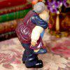 Creative Gifts Couple Resin Crafts Decoration - MULTI-A