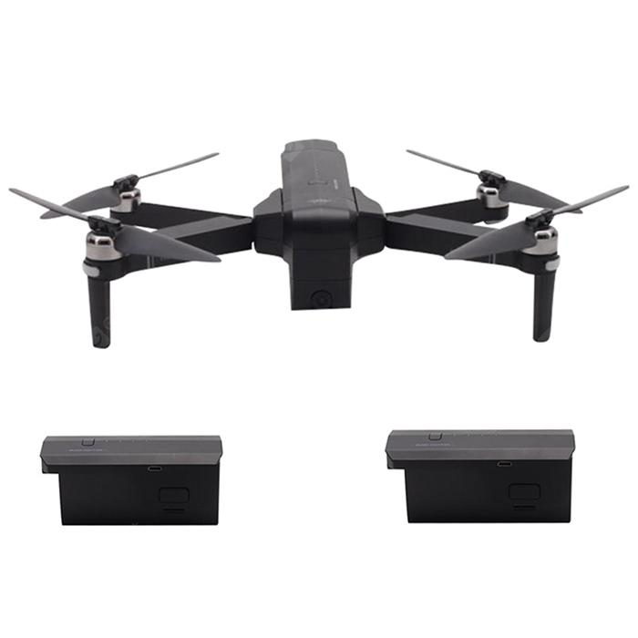 SJRC F11 GPS 5G Wifi FPV FPV RC Drone - RTF 25mins Flight Quadcopter - Black 1080P 5G 500M with 2 batteries