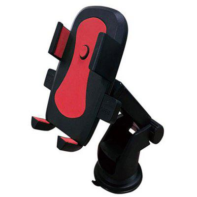 Extended Silicone Suction Cup GPS Navigation Car Phone Holder