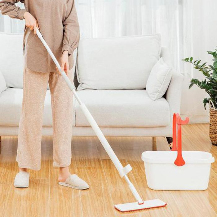 YC - 02 Self-squeeze Wash Mop from Xiaom