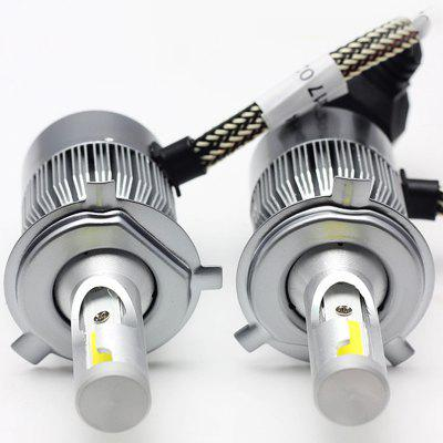 Car H4 IP68 LED Headlights 30W