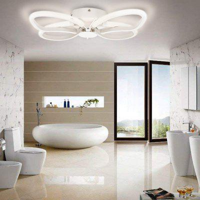 Utorch 8015 Small Butterfly Shape LED Ceiling Light for Home