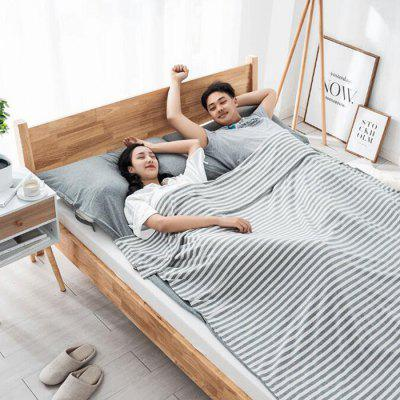 COMO LIVING Naked Sleep Portable Travel Cotton Sleeping Bag from Xiaomi youpin